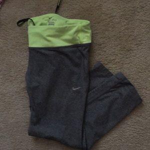 Nike Dri Fit Running Capris